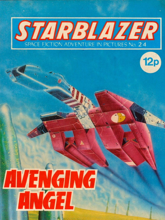 Starblazer No. 24: Avenging Angel