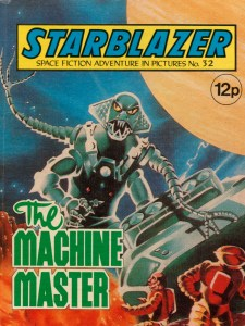 Starblazer Issue 32