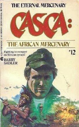 Casca - The African Mercenary
