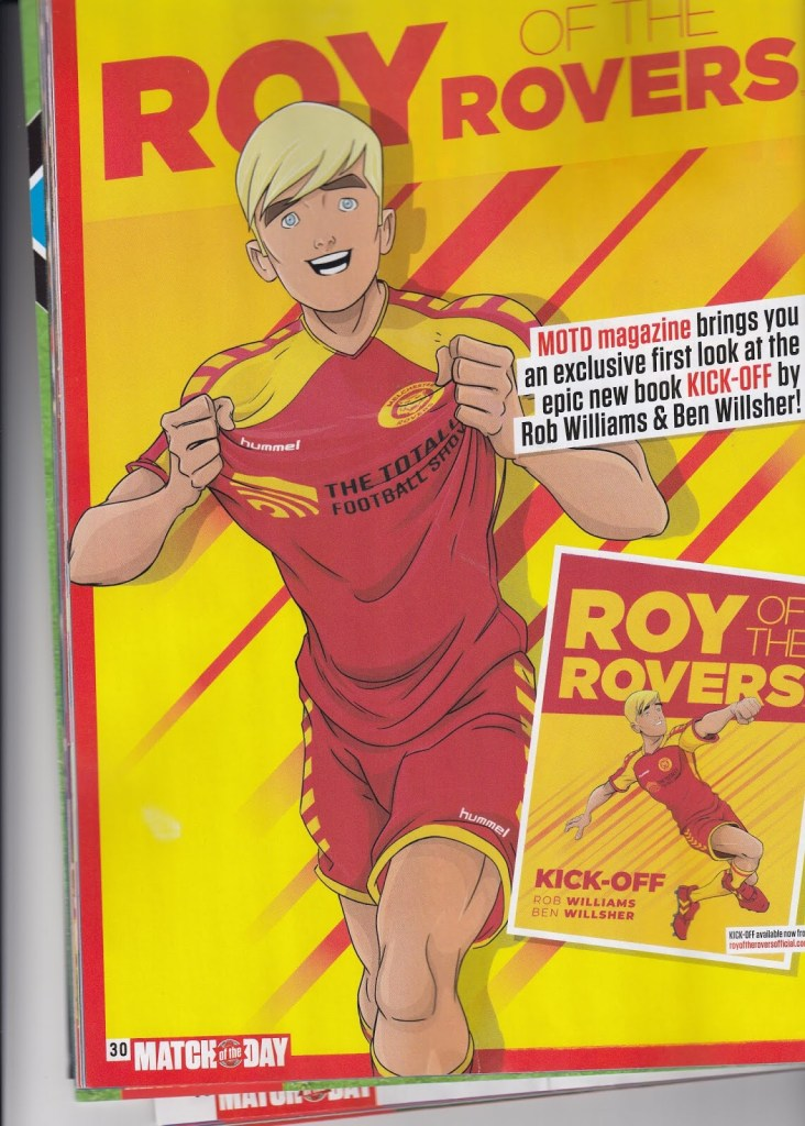 Match of the Day magazine (Issue 529) - SCOUTED Excerpt