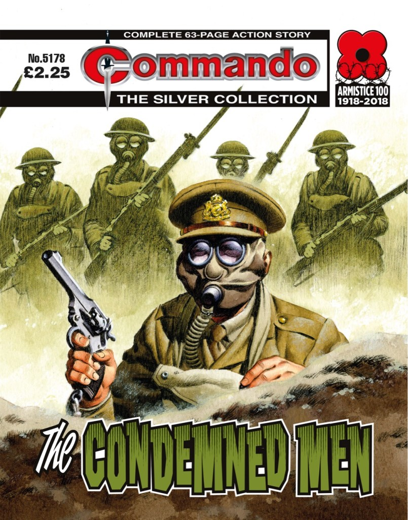 Commando 5178: Silver Collection: The Condemned Men