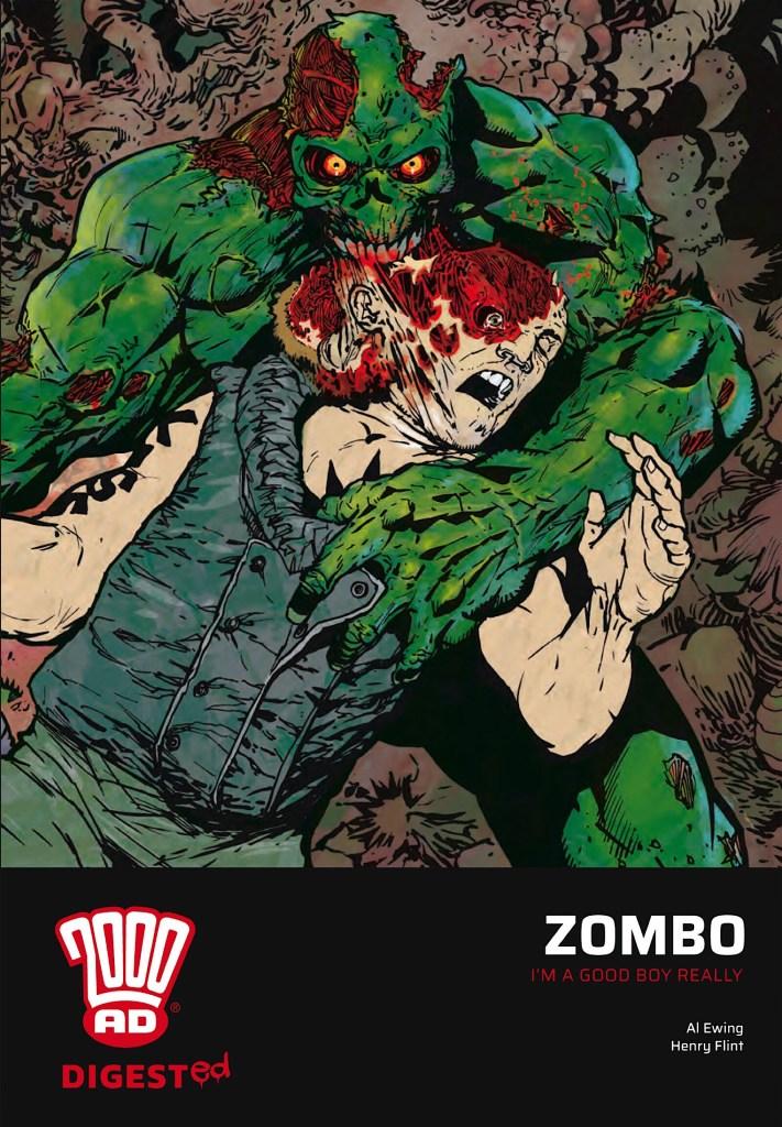 Zombo - 2000AD Digest