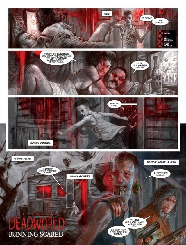 2000AD 2111 - Fall of Deadworld