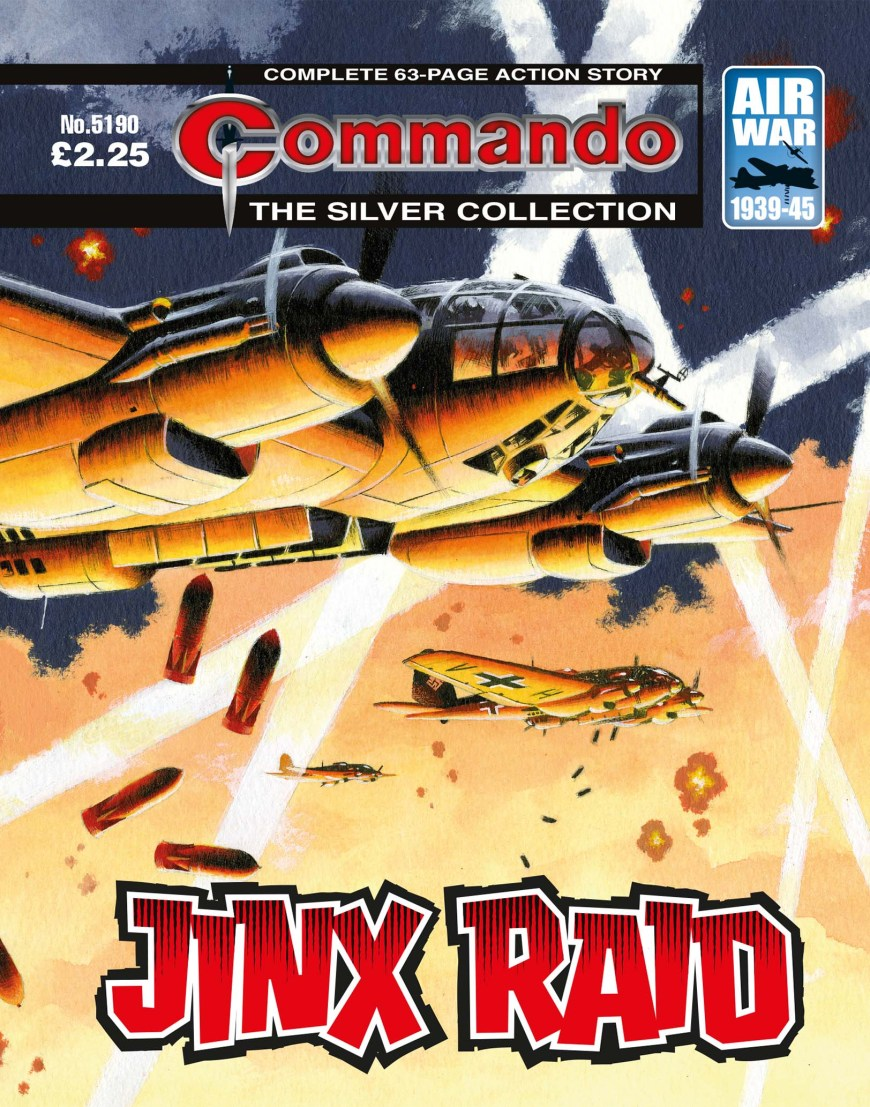 Commando 5190: Silver Collection - Jinx Raid