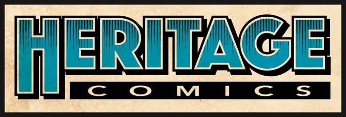 DC Thomson Media Heritage Comics logo