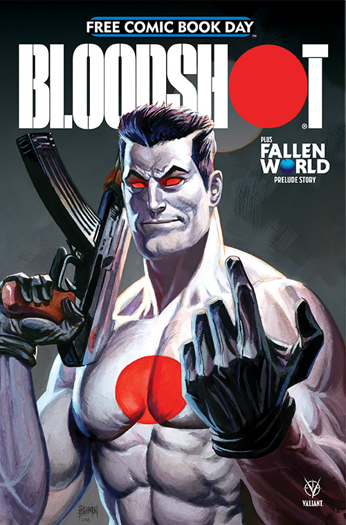 BLOODSHOT SPECIAL — FREE COMIC BOOK DAY 2019