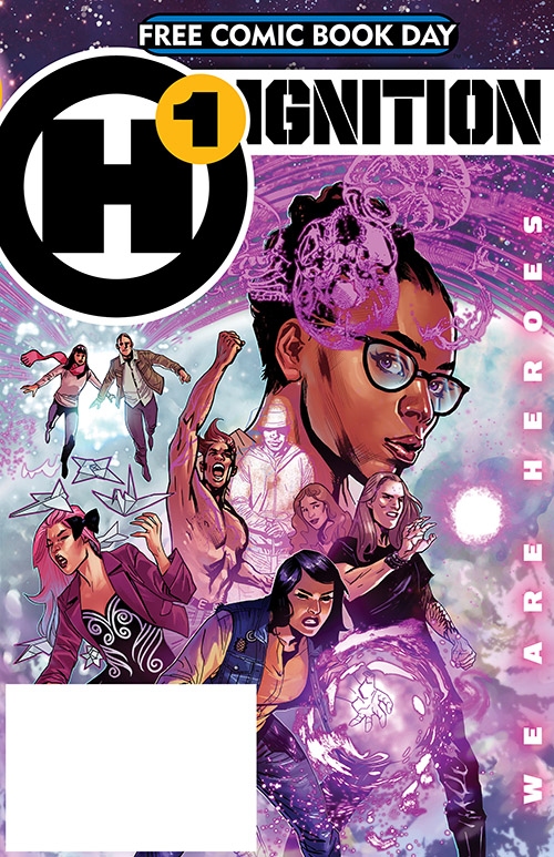 H1 IGNITION — FREE COMIC BOOK DAY 2019