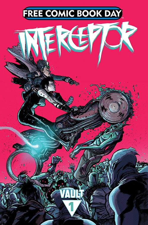 INTERCEPTOR 01 — FREE COMIC BOOK DAY 2019
