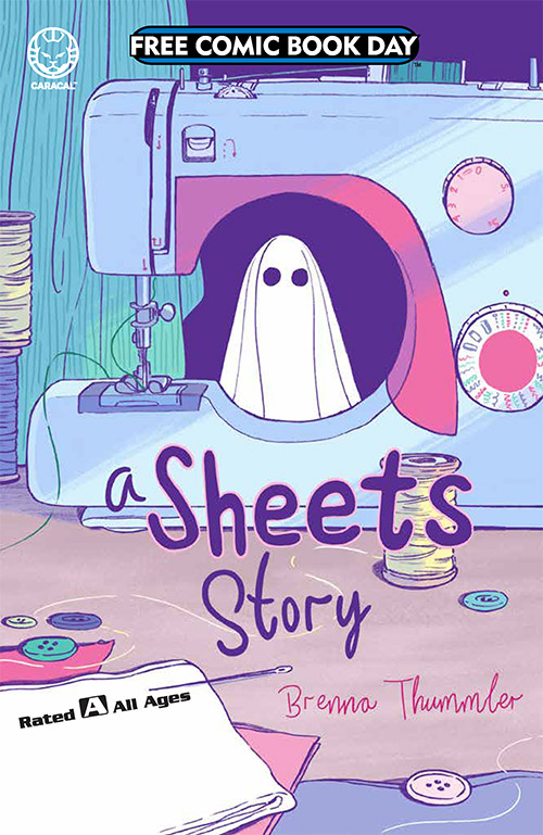 A SHEETS STORY — FREE COMIC BOOK DAY 2019