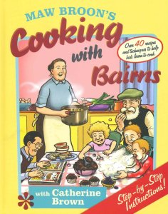 Maw Broons Cooking with Bairns