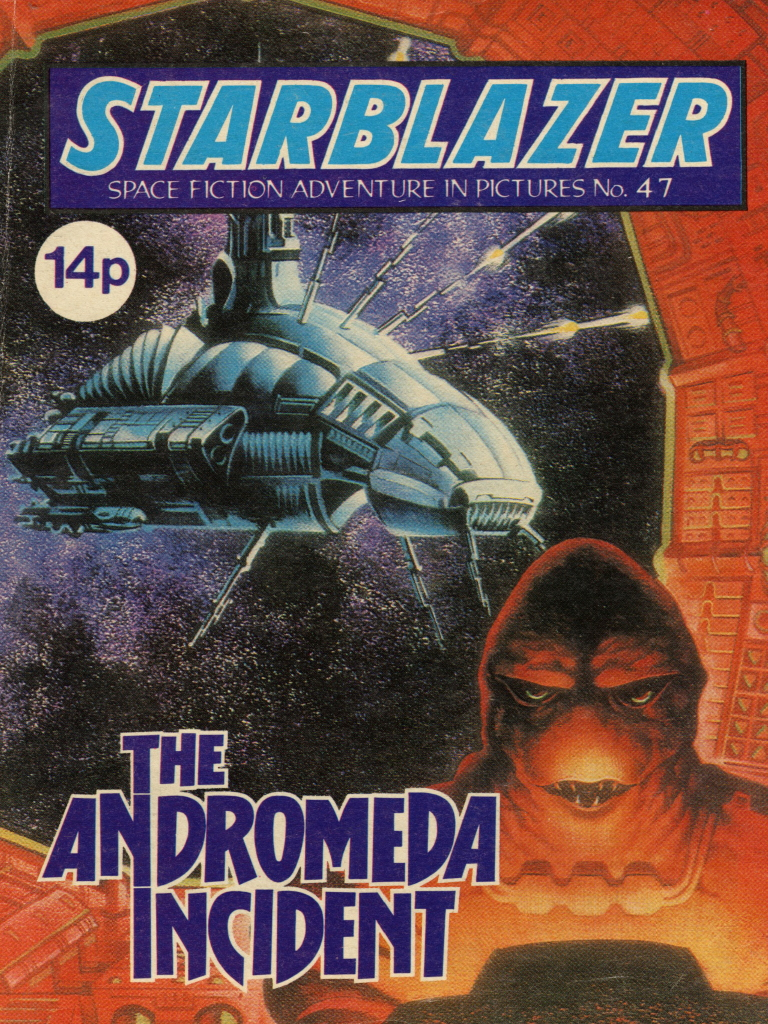 Starblazer 47 - Andromeda Incident