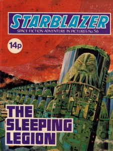 Starblazer 56: Sleeping Legion