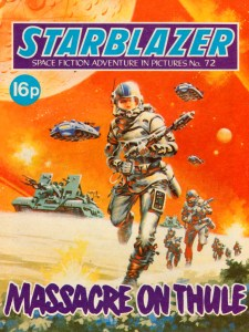 Starblazer 72 - Massacre on Thule