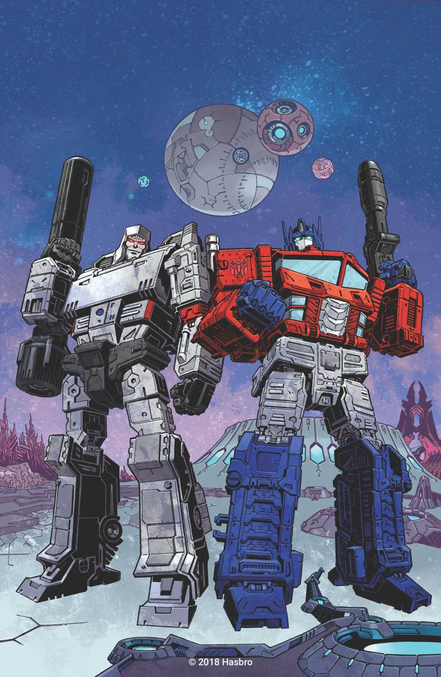 Transformers IDW 2019
