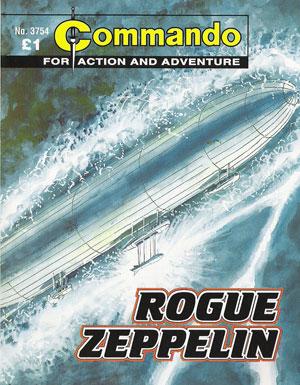Commando 3574 - Rogue Zep