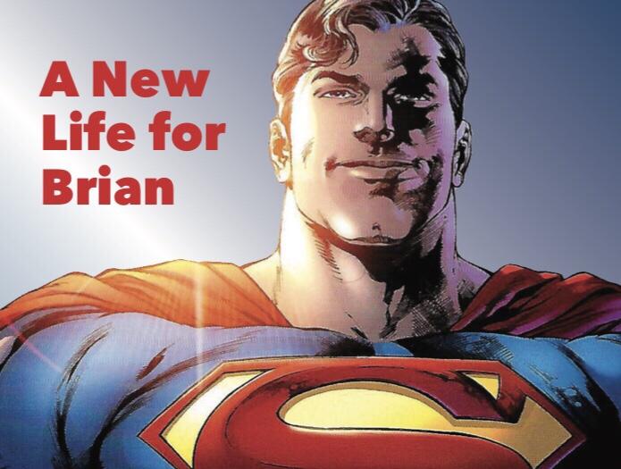 ComicScene #0 2018 - A New Life for Brian