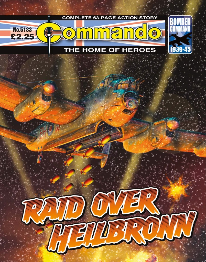 Commando 5183: Home of Heroes: Raid over Heilbronn