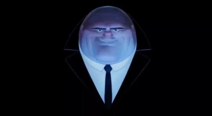 Spider-Man: Into the Spider-verse - Kingpin