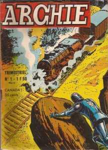 Robot Archie - Archie le Robot #1