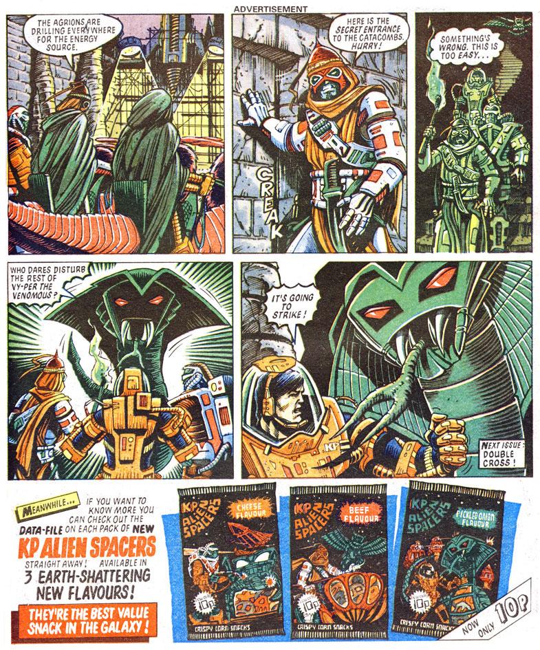 KP Alien Spacers 6