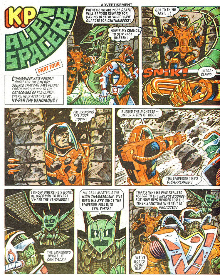 KP Alien Spacers 7