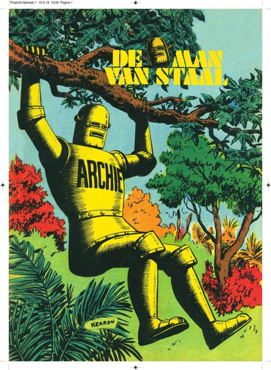 Robot Archie - De Man van Staal