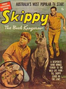 Skippy the Bush Kangaroo - Magazine Management