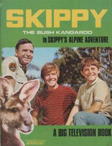 Skippy's Alpine Adventure - Big Television Book