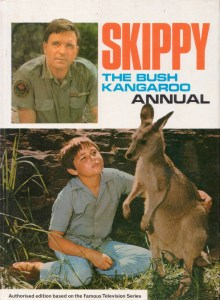 1970 Skippy the Bush Kangaroo Annual
