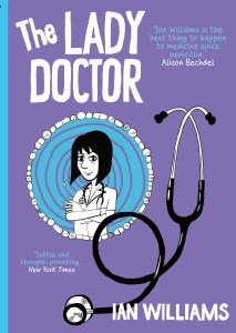 The Lady Doctor bv Ian Williams