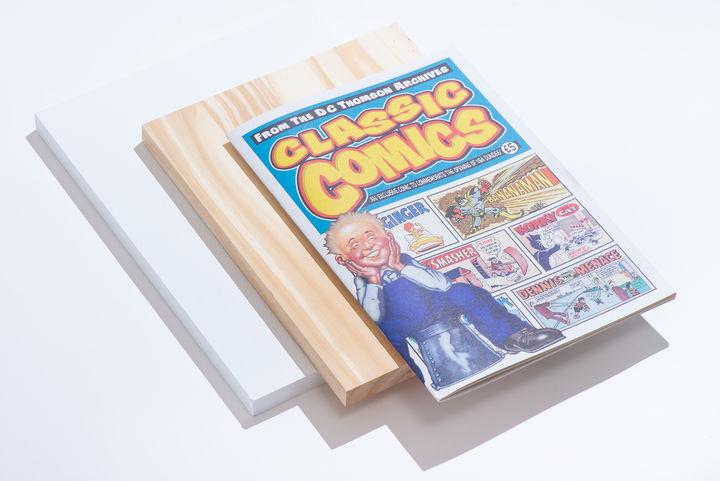V&A Dundee DC Thomson Comic