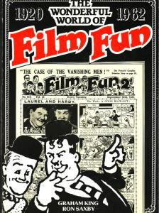 The Wonderful World Of Film Fun by Graham King and Ron Saxby