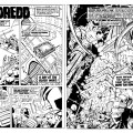 2000AD - Judge Dredd - Block War - art by Ron Smith © Rebellion Publishing Ltd