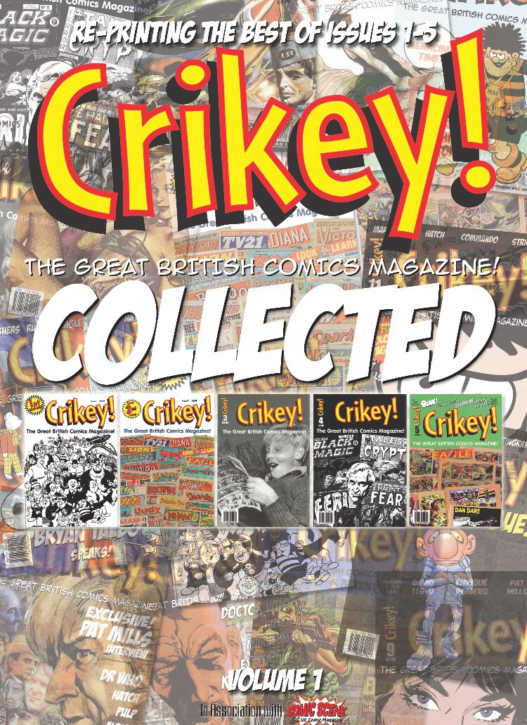 Crikey! Collected Volume One