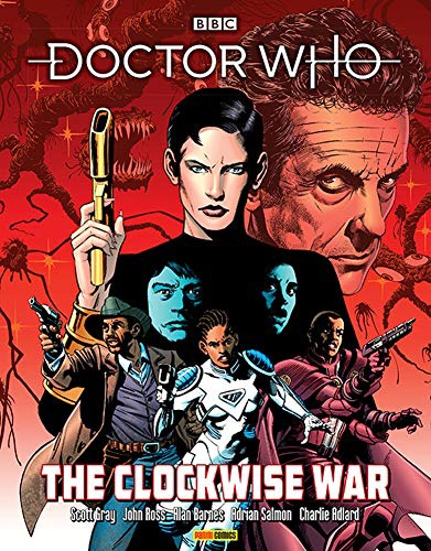 Doctor Who - The Clockwise War