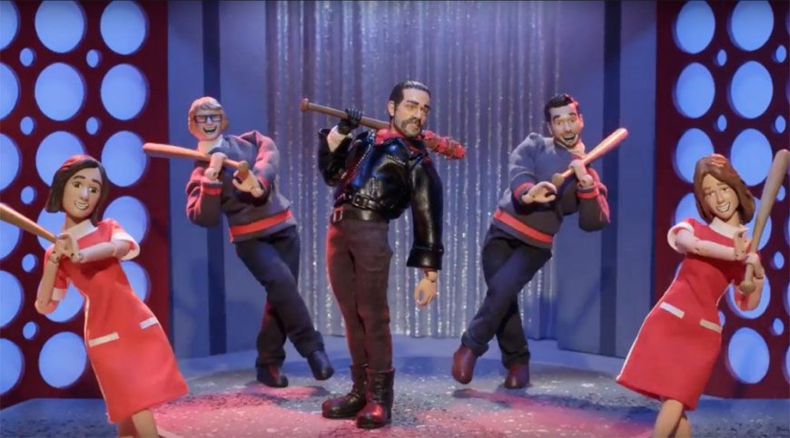 Robot Chicken: The Walking Dead Special