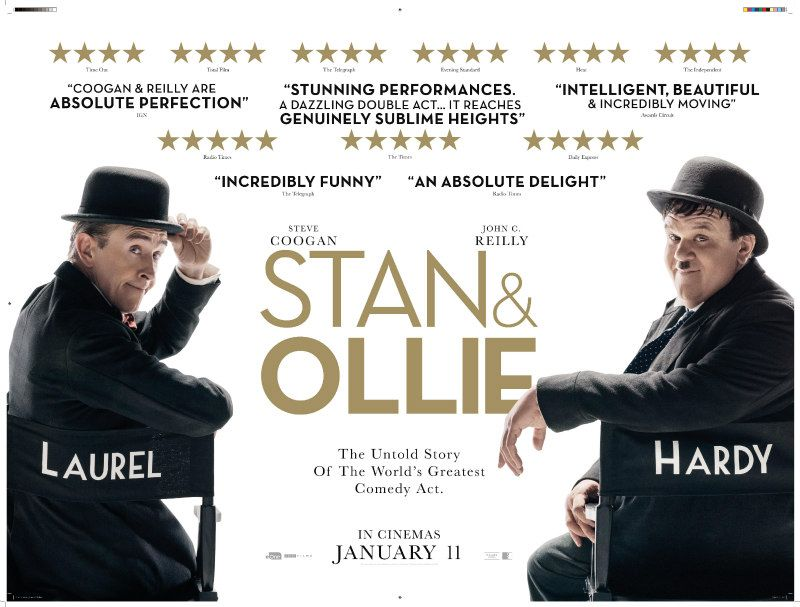 Stan and Ollie movie poster