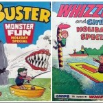 Some classic covers for some Holiday Specials from just some of the titles now owned by Rebellion © Rebellion Publishing Ltd