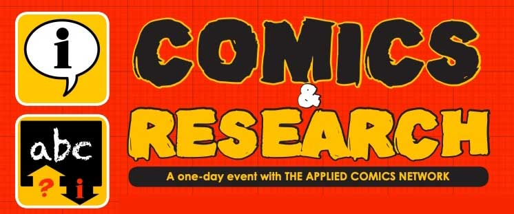 Comics & Research: Applied Comics Network