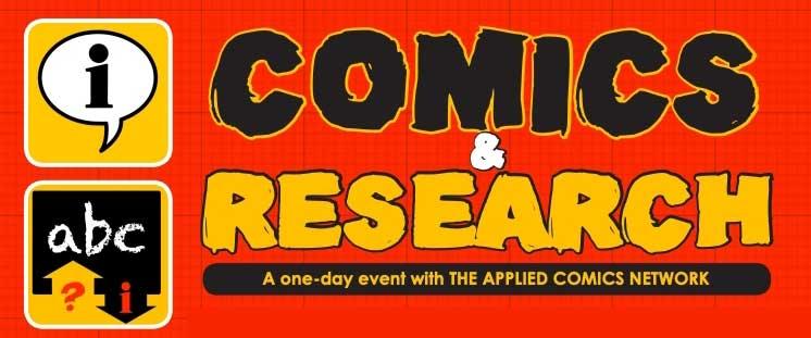 Comics & Research: Applied Comics Network