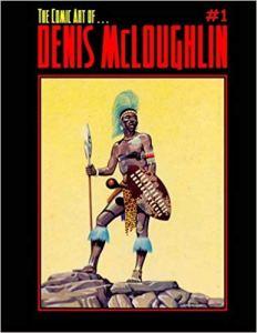 The Comic Art of Denis McLoughlin: Volume 1