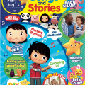 This Is Little Baby Bum Songs and Stories magazine