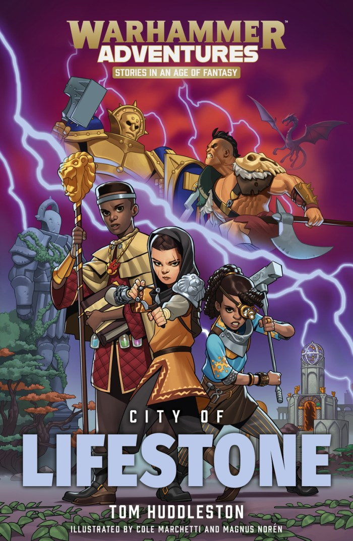 Warhammer Adventures - City of Lifestone