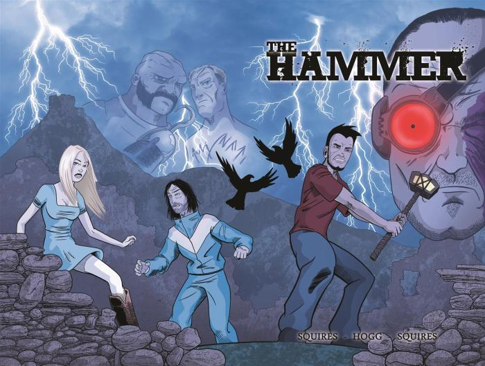 The Hammer by Simon and Kieran Squires and Charlie Hogg