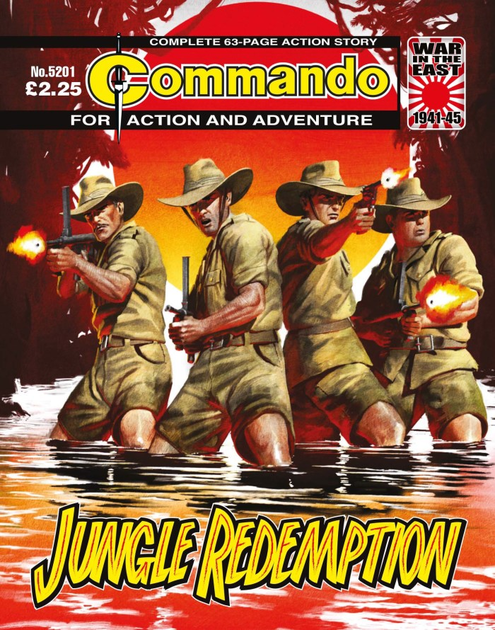 Commando 5201: Action and Adventure: Jungle Redemption