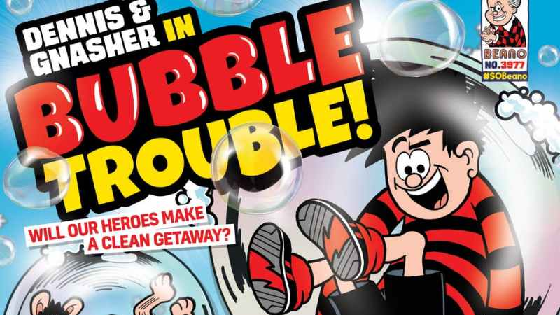 New Beano offers free copy of 2019 annual in limited distribution promotion