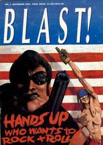 Blast Issue Seven
