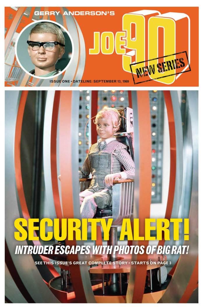 Network Joe 90 Comic Cover-1000