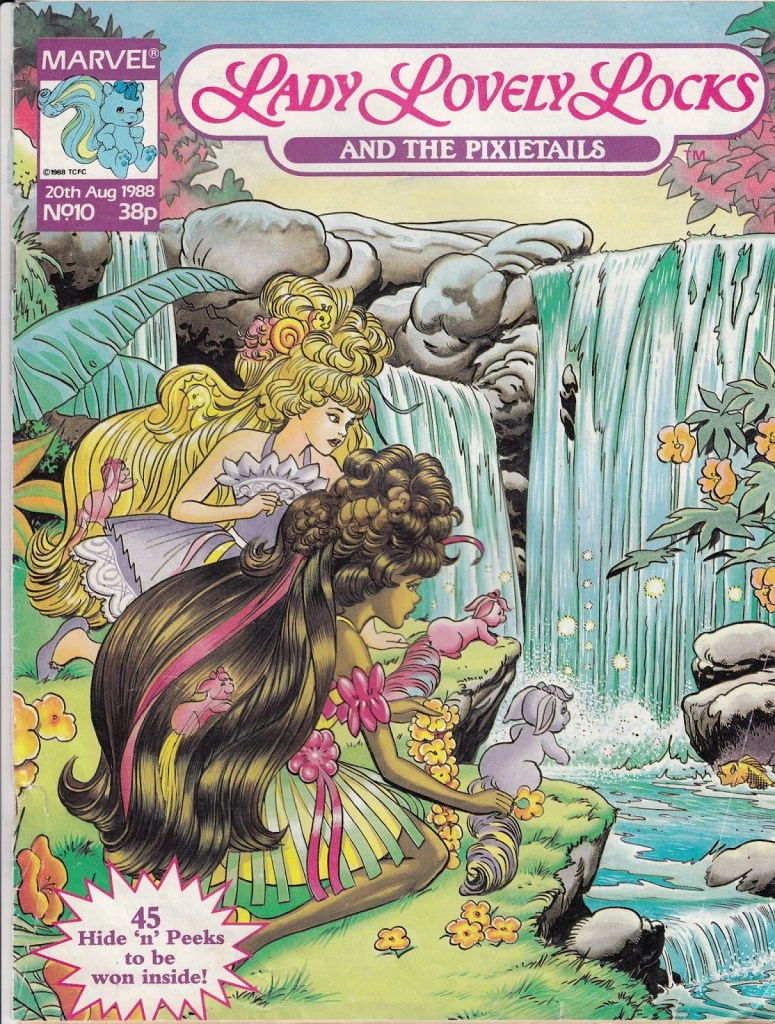 Lady Lovely Locks and the Pixietails, published by Marvel UK in 1988