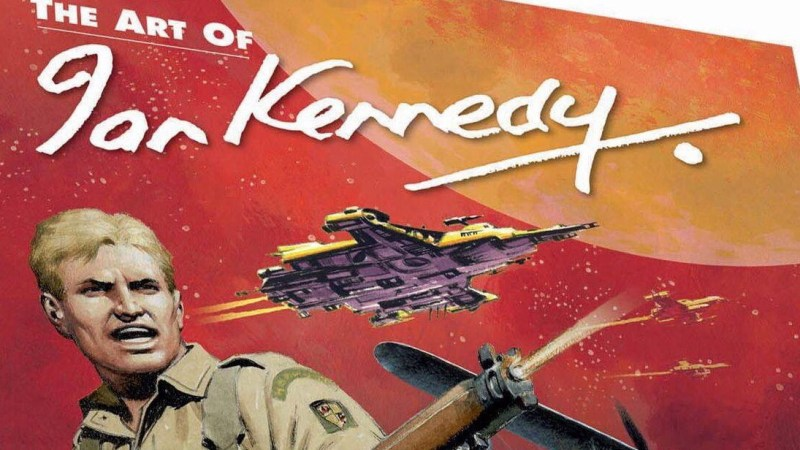 In Review: The Art of Ian Kennedy